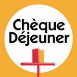 Platba benefity Cheque Dejeuner